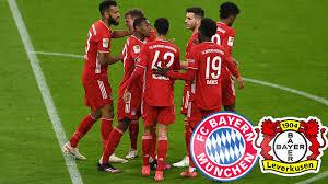 Maybe you would like to learn more about one of these? Fc Bayern Munchen Gegen Bayer Leverkusen 2 0 30 Spieltag Bundesliga Fussball Sportschau De