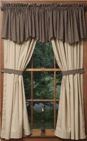 Primitive Kitchen Curtains