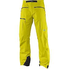 Salomon X Pro 100 Size Chart Salomon S Lab X Alp Pro Pant M Alpha Yellow Fast And
