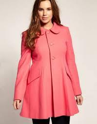 coats for plus size las
