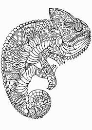 Easy Mandala Coloring Pages Beautiful Animal Mandala Coloring Pages