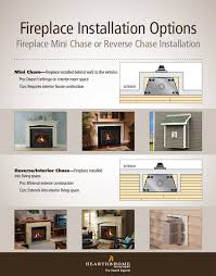 nice ideas installing a gas fireplace install interior wall
