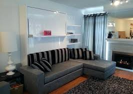 horizontal murphy bed sofa.  Horizontal Twin Murphy Bed Sofa Inside Wall Combination From  Gas Mechanism Slatted   And Horizontal Murphy Bed Sofa