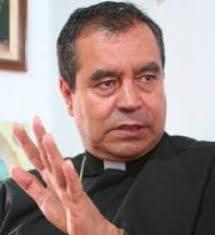 Domingo Díaz Martínez, arzobispo de Tulancingo, como Mons. Pedro Arandadíaz Muñoz, arzobispo emérito de esta ciudad, los obispos de Huejutla, Mons. - arzdomingodiaz