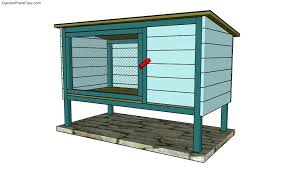 diy rabbit hutch plans pdf to get you started keeping rabbits