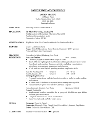 Bunch Ideas Of Home Tutor Resumes 100 Barber Resume Template