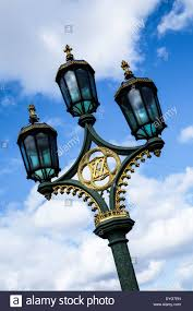 ornate lighting. The Ornate Lights On Westminster Bridge In London. Lighting