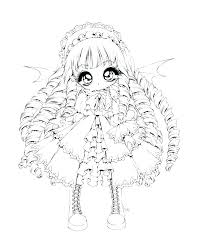 Anime Printable Coloring Pages Printable Anime Coloring Pages Anime