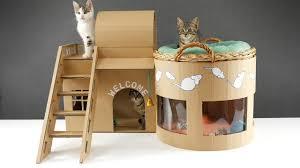 Cat Playhouse Designs