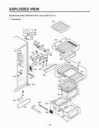lg refrigerator parts diagram. lg refrigerator parts diagram a