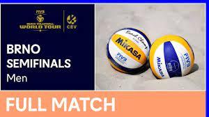 Semifinals - Beach Volleyball World Tour 2-Star Brno