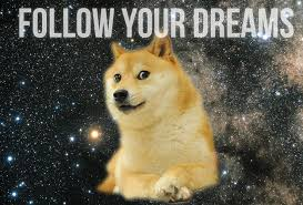 doge taco follow your dreams. Wonderful Your FOLLOW YOUR DREAMS Vs TACO DOGE Intended Doge Taco Follow Your Dreams O