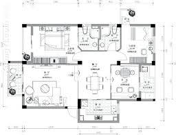 interior design floor plan sketches. Floor Plan Sketches Flat Interior Design Drawings With Modern Concept  .