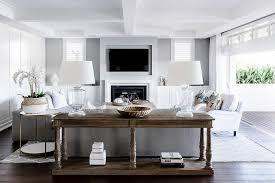 console table behind sofa design ideas