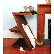 designer cat trees furniture. Beautiful Trees Stylish Cat Tree Furniture Modern Pet  House  On Designer Cat Trees Furniture S