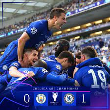 It was played at the estádio do dragão in porto, portugal on 29 may 2021, between english clubs manchester city, in their first uefa. Uefa Champions League On Twitter Chelsea Have Won The Uefa Champions League For A Second Time Ucl Uclfinal