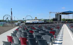 Ti Amphitheater Is Ready To Rock Rivertowns