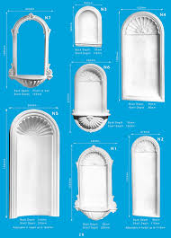 page 1 wall niches ornamental interior plaster wall niches ceiling panels is brisbane s