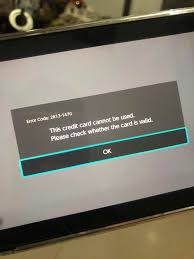 Nintendo switch credit card not working. Paymaya Nintendo Switch Online Discount Shop For Electronics Apparel Toys Books Games Computers Shoes Jewelry Watches Baby Products Sports Outdoors Office Products Bed Bath Furniture Tools Hardware Automotive Parts