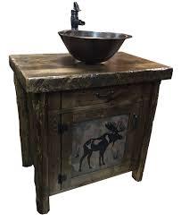 33 Stunning Rustic Bathroom Vanity Ideas Hepcawareub2info
