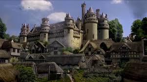Risultati immagini per castello di camelot