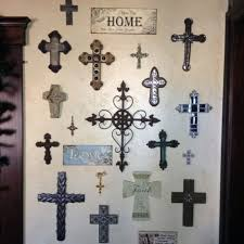 crosses for wall decor best home decorations images on ideas craft and inside cross wall decor