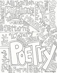 free covers for writer s notebooks including this one for poetry color the pages or print on colored paper to divide notebook sections content area