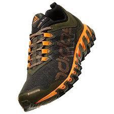 adidas men s running shoes. new adidas mens vigor 4 trail running shoes outdoor tr earth green orange black | ebay men s