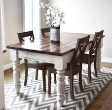 painted dining room furniture ideas. Dining Room Table DIY Farmhouse Kitchen I Heart Nap Time Painted Furniture Ideas L
