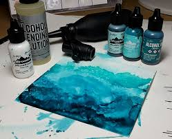 275 best alcohol ink tips images