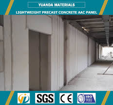 china autoclaved aerated concrete wall panel manufacturers china lightweight concrete panel aac panel
