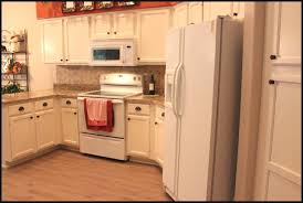 Cabinet For Kitchen Appliances Before And After White Kitchen Cabinets Stories Of A House