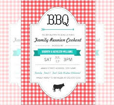 Free Family Reunion Templates 6 Family Reunion Letters Template Free