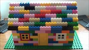 Real Life Lego House Custom My Basic Lego House Cc Youtube