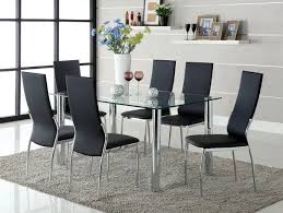 round glass dining table modern. medium size of kitchen:superb modern dining room ideas pinterest small table glass top round