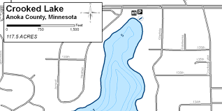 Fish Crooked Anoka County Minnesota