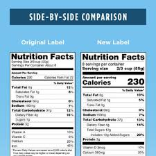 Learn about the number of calories and nutritional and diet information for mr. How To Read A Food Label Well Guides The New York Times