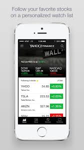 Stock Quote Apps Extraordinary Yahoo Finance Real Time Stock Quotes And News IPhone Reviews At