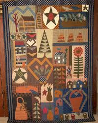 Needle Turnings: older primitive quilts I have made....... & older primitive quilts I have made. Adamdwight.com