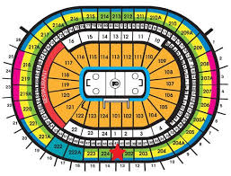 Flyers Virtual Seating Chart Seat Views 2016 2017