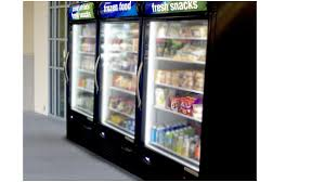 Refrigerated Vending Machine Classy Why Refrigerated Snacks Make Sense For Your Bottom Line