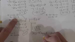 solving systems of equations by elimination worksheet beautiful