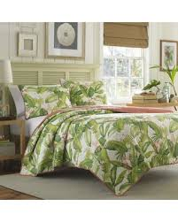 Don t Miss This Bargain Tommy Bahama Bedding Aregada Dock Quilt