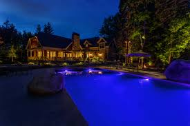 outdoor pool lighting. The Best Landscape Lighting Designs For Outdoor Living Spaces Are Crafted By Those Who Understand Two Things: That Is Meant To Be Enjoyed In Pool V