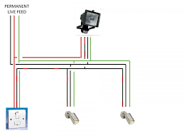 security lights outdoor lights diynot forums live > pir live neutral > pir neutral earth > pir earth s live > pir load output