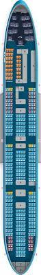 Klm 747 400 Seat Map Klm