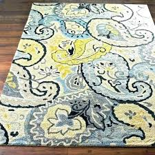 yellow gray area rugs charcoal mustard rug and blue amazing impressive ideas pertaining to popular red