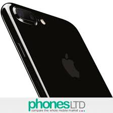 apple iphone 7 plus jet black. apple iphone 7 plus jet black 128gb iphone