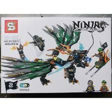 Đồ chơi lắp ráp SY554 Ninjago Non lego Xếp Mô Hình Rồng Đất Ninja  Minifigures Cole Season Phần 6 giá cạnh tranh