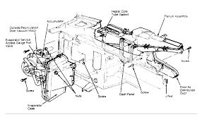 Ford Windstar Vacuum Hose Diagram